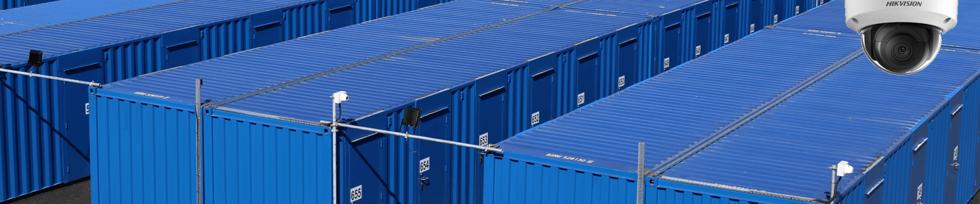 Container Storage in Exeter and Internal Storage in Salisbury