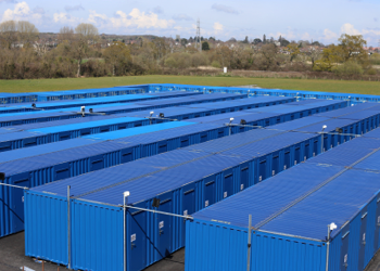Self storage in Exeter